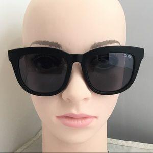 Quay Australia 'Zeus' 54mm Oversize Sunglasses A